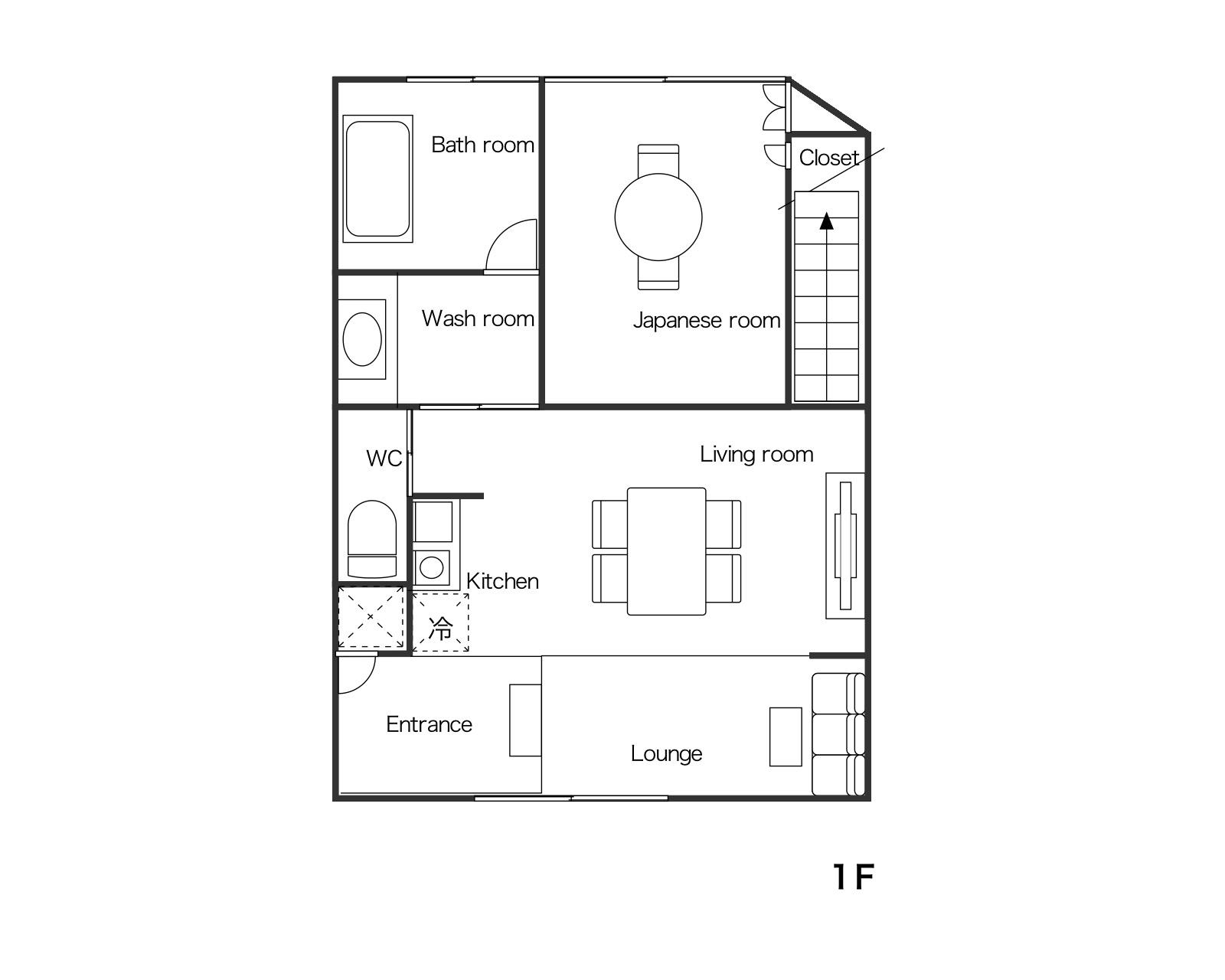 見取り図1階