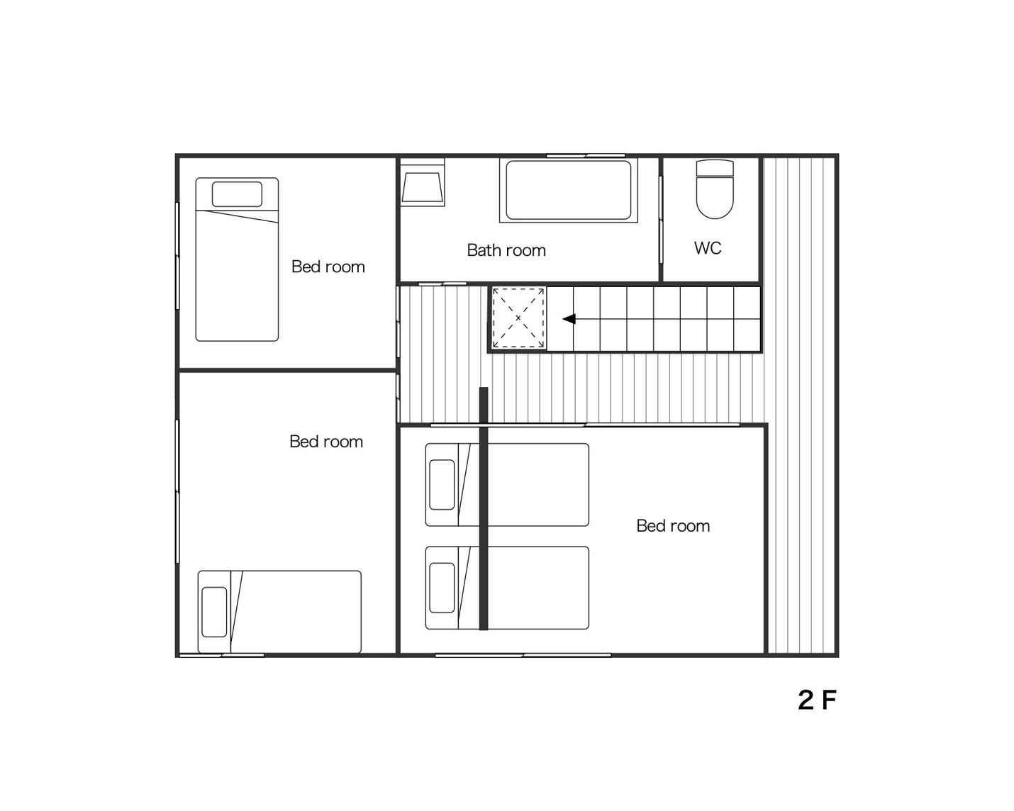 見取り図2階